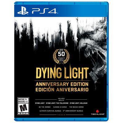 Videojuego Sony Dying Light Anniversary Edition