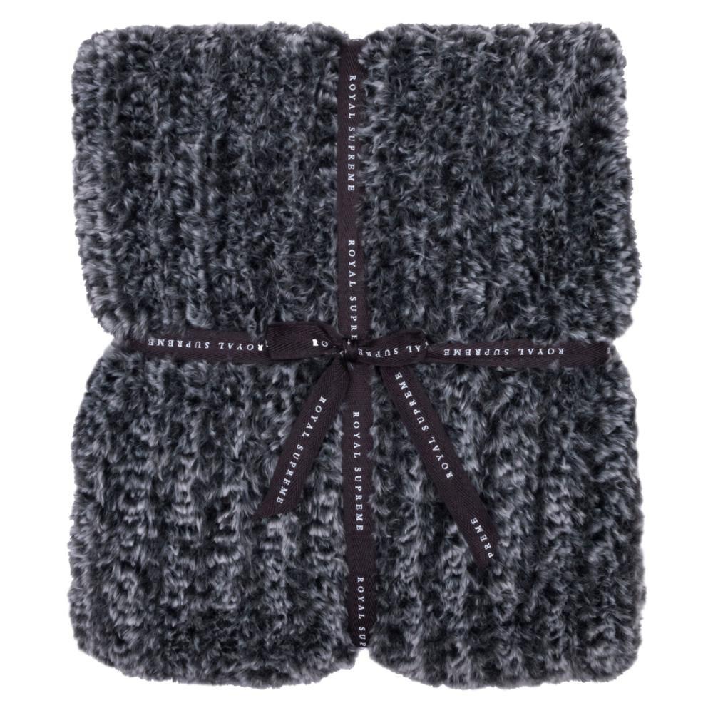 Manta Royal Supreme Piel Knitted Gray image number 2.0