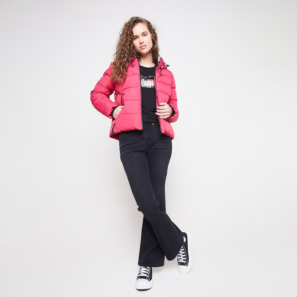 Parka Corta Mujer Freedom image number 1.0