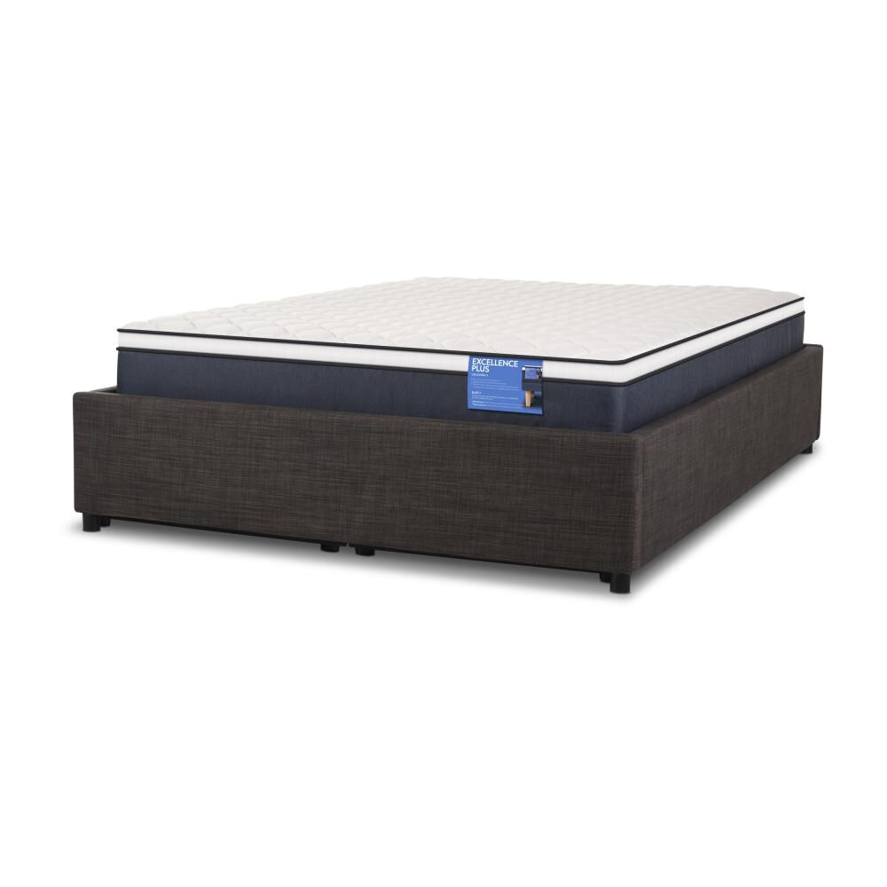 Cama Space Box Cic Excellence Plus / 2 Plazas image number 7.0