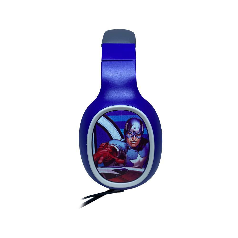 Audífonos Disney Capitán América image number 1.0