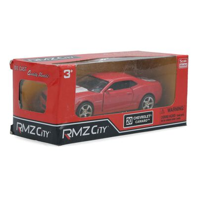 Auto De Juguete Hitoys Chevrolet Camaro