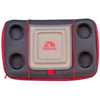 Cooler Plegable Igloo Con Portavasos