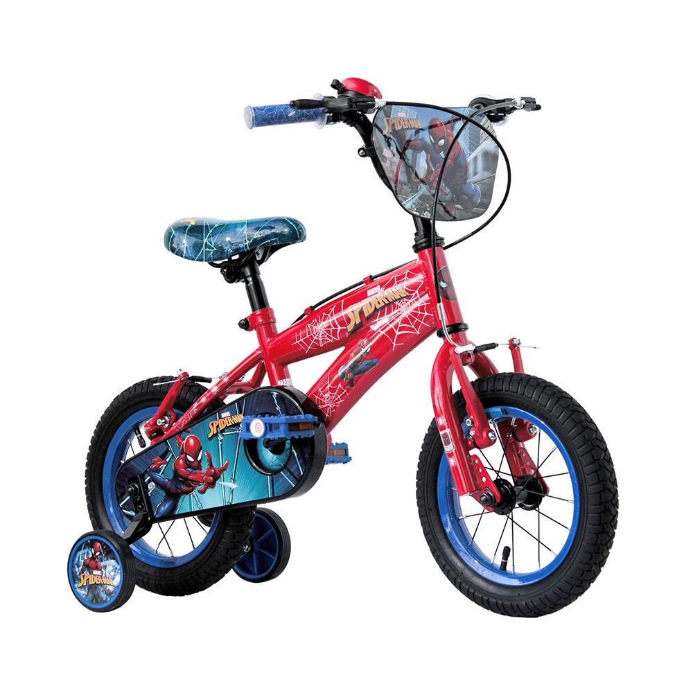 Bicicleta Infantil Lahsen  Spiderman Bh801 Aro 12 image number 1.0