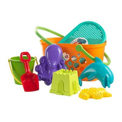 Conjunto Cesta De Playa American Plastic