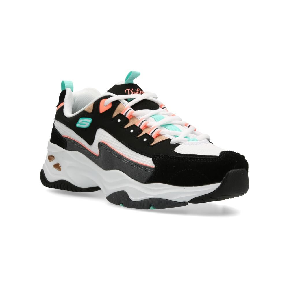 Zapatilla Urbana Mujer Skechers D'lites 4.0 Cool Step image number 0.0