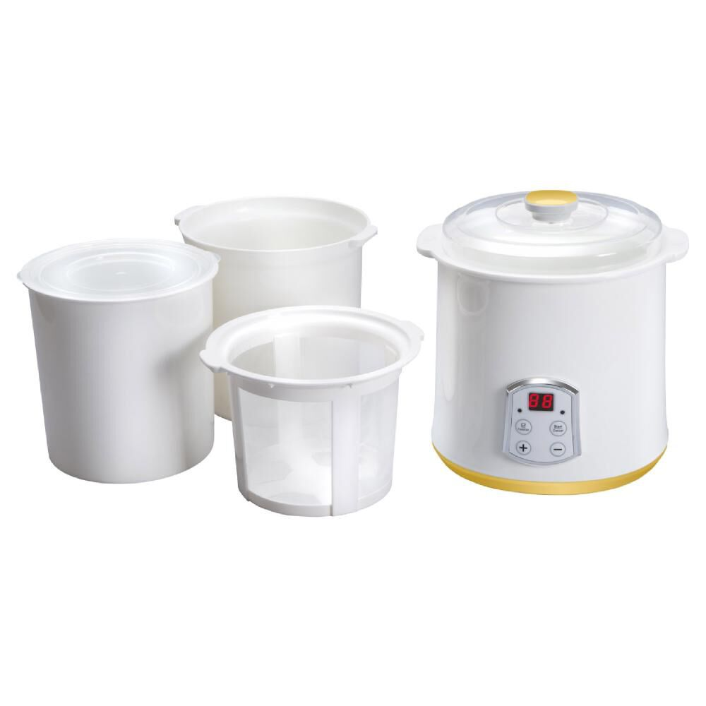 Máquina Para Yogurt Blanik Bymp048 / 2 Litros image number 1.0