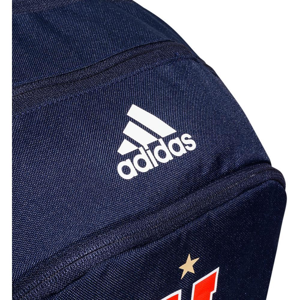 Mochila Unisex Adidas Universidad De Chile Backpack / 25 Litros image number 4.0