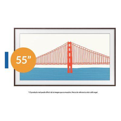 """Qled Samsung The Frame / 55 """" / Ultra Hd / 4k / Smart Tv 2021"""