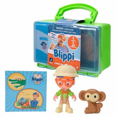 Juguete Educativo Blippi Mini Lonchera Guardian Del Zoo