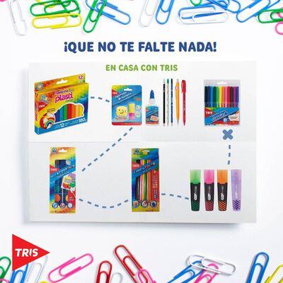 Set De Manualidades Tris Pack 2 614069 / + 3 Años