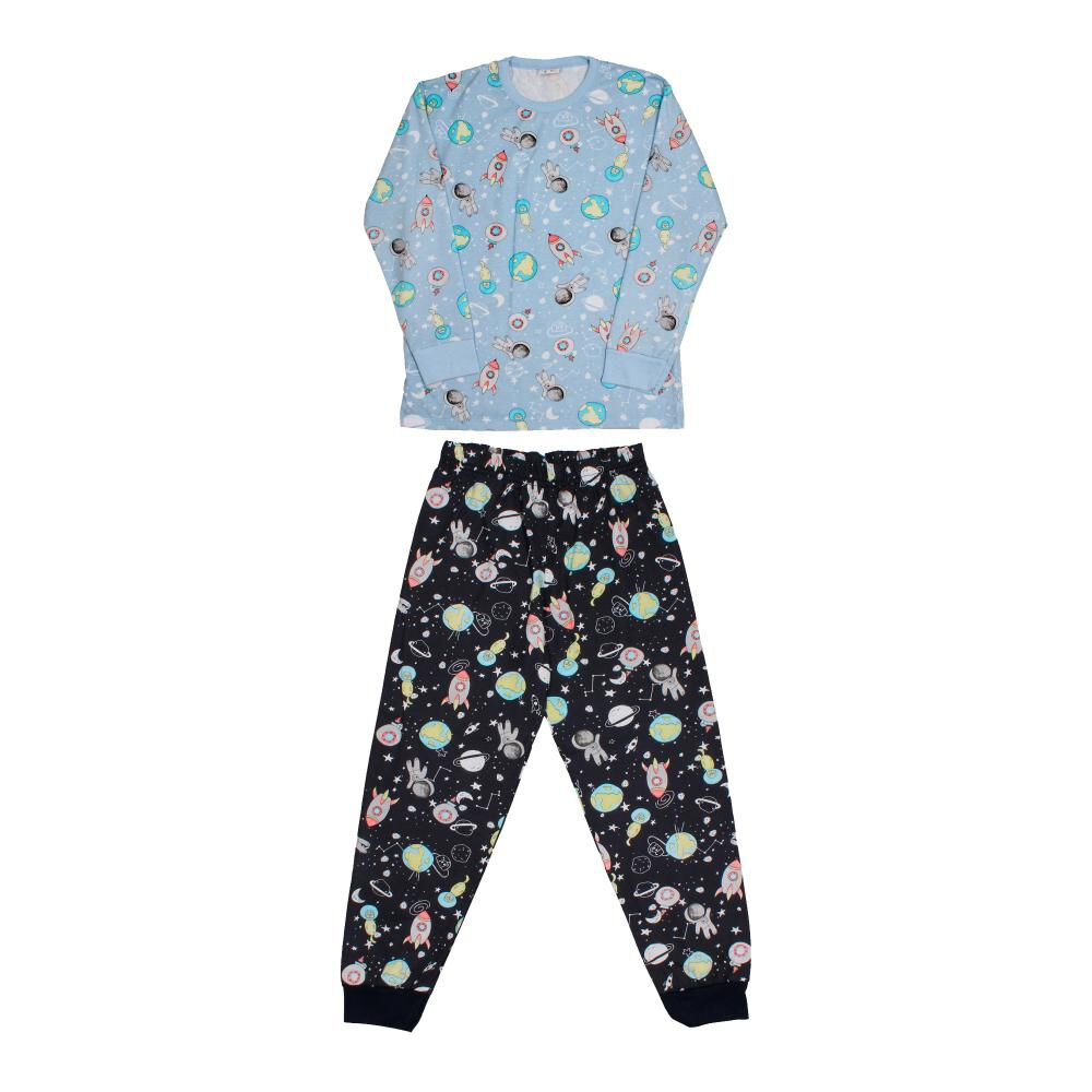 Pijama Infantil Sleepwear / 2 Piezas image number 0.0