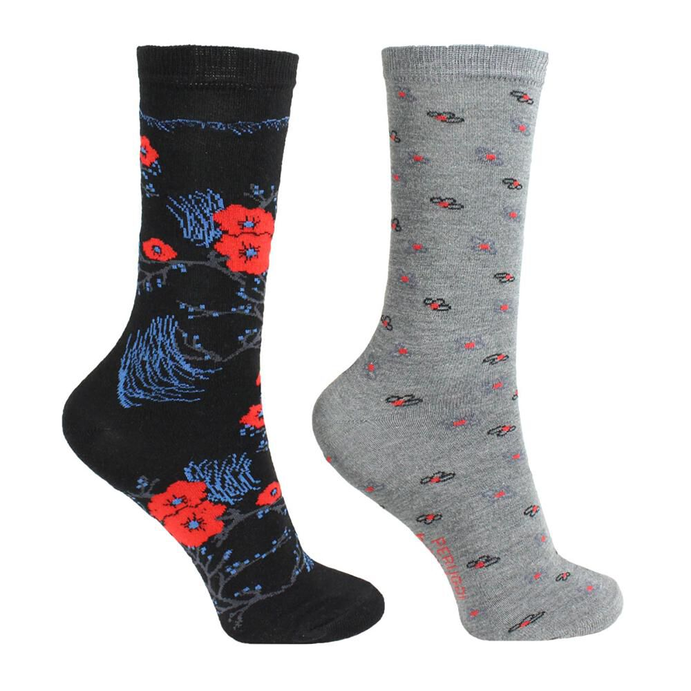 Calcetines Mujer Monarch / Pack 2 image number 0.0