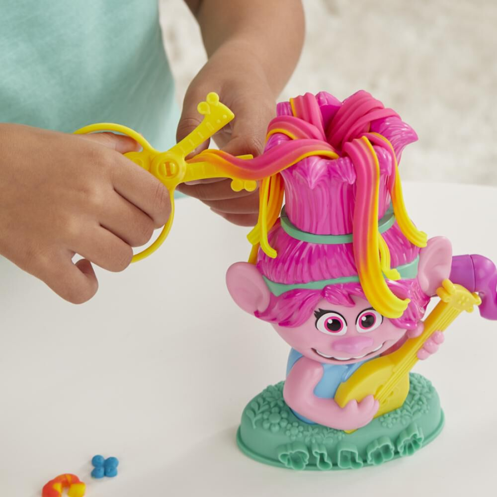 Masas Educativas Play Doh Trolls Poppy Cabello image number 1.0