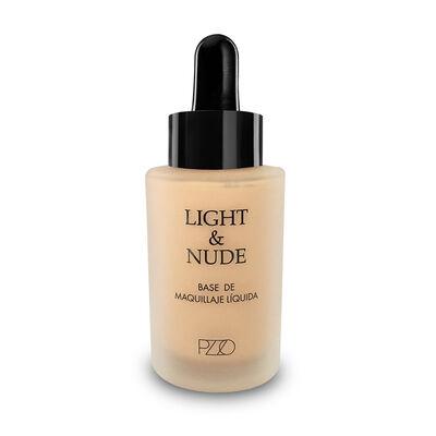 Base De Maquillaje Petrizzio Light Y Nute / Natural