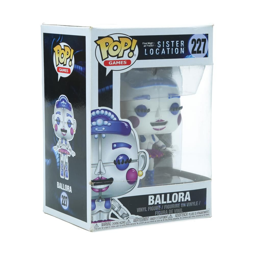 Figuras Coleccionables Funko Ballora image number 0.0