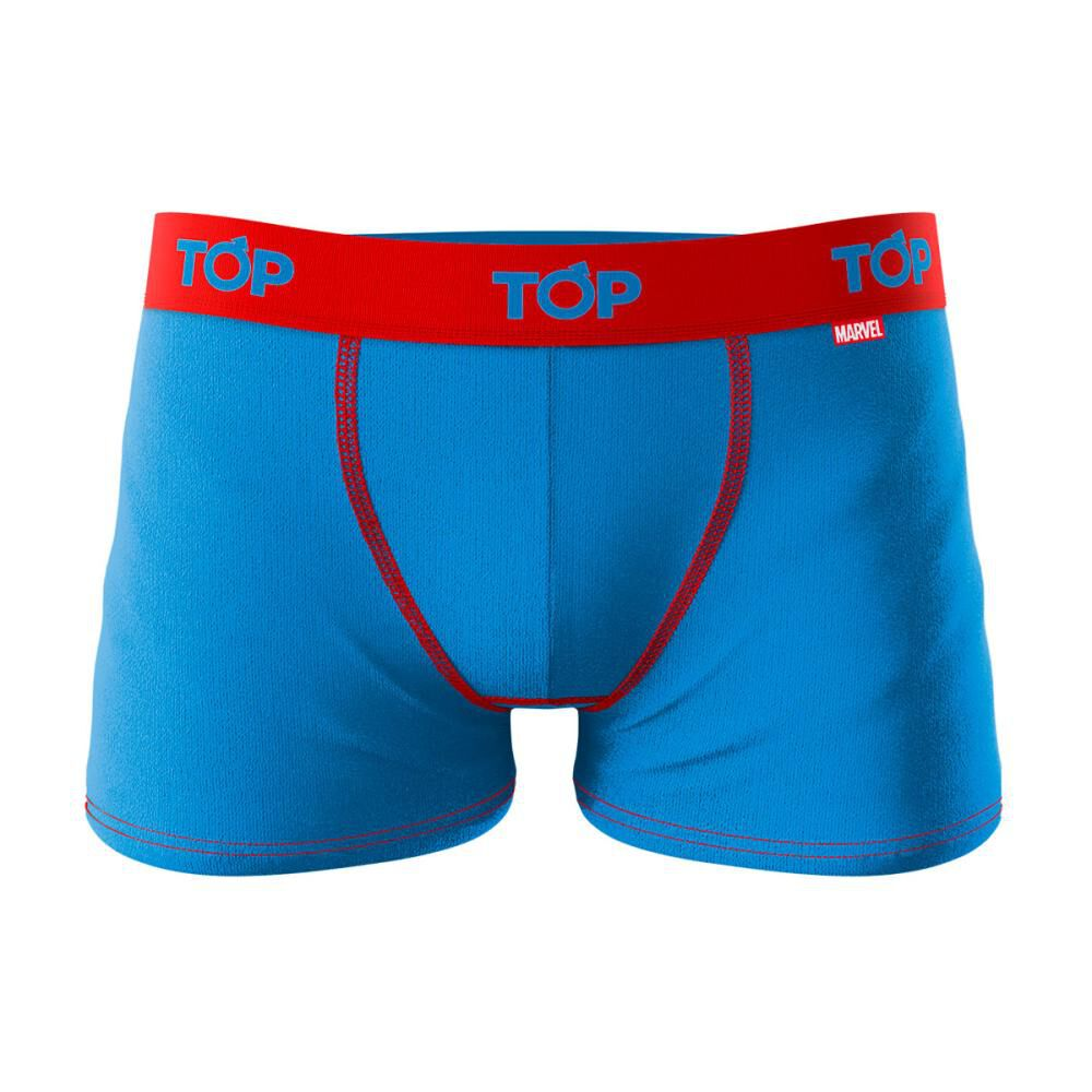 Pack Boxer Niño Top / 4 Unidades image number 4.0