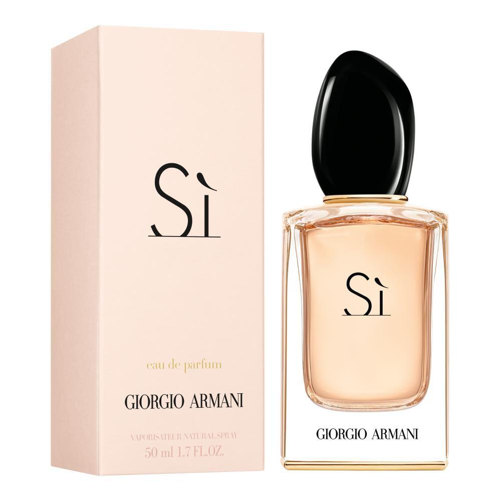 Perfume Giorgio Armani  Si / 50Ml /Edp image number 4.0