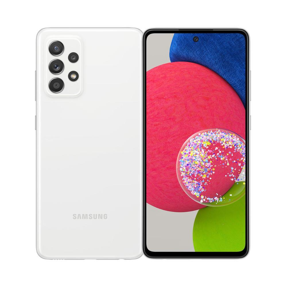 Smartphone Samsung Galaxy A52s Blanco / 128 Gb / Liberado image number 0.0