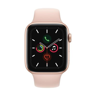 Applewatch Series 5  Gold / Rosa  /  32 Gb