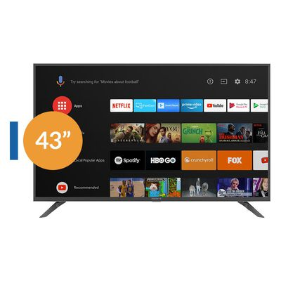 "Led Master G Mga4300 / 43"" / Full Hd / Smart Tv / Android Tv"