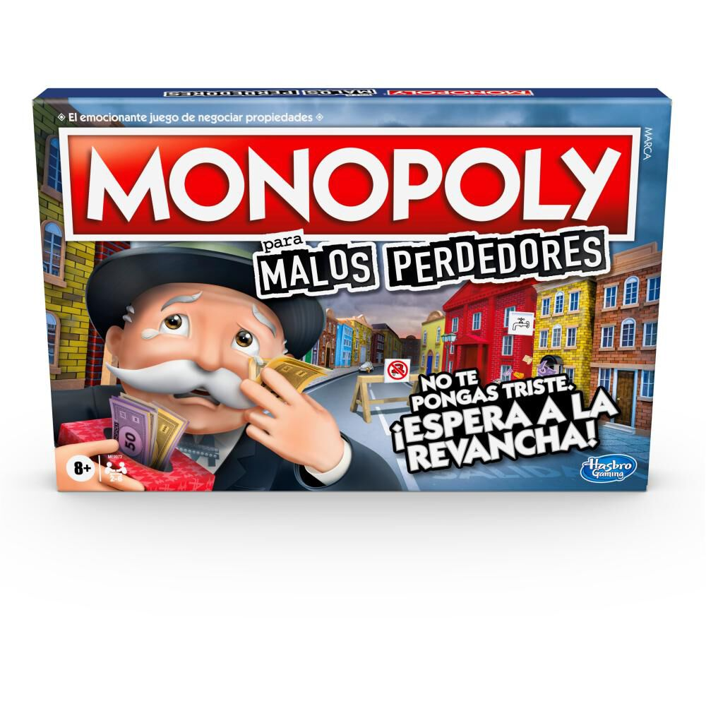 Monopoly Para Malos Perdedores image number 1.0
