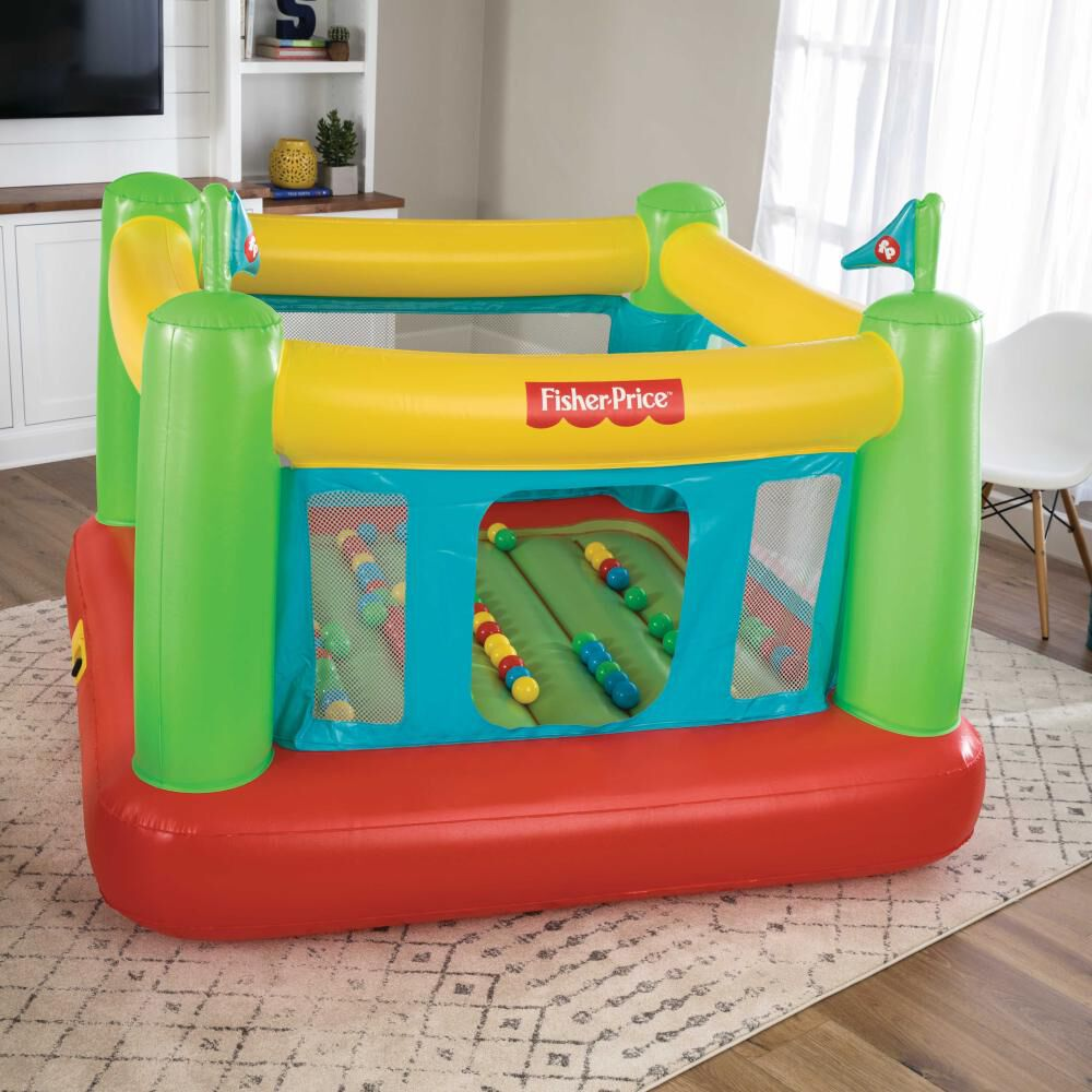 Castillo Inflable Eléctrico Fisher Price Bouncesational image number 5.0