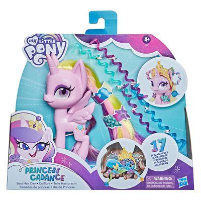 Muñeca My Little Pony Peinados De Princesa