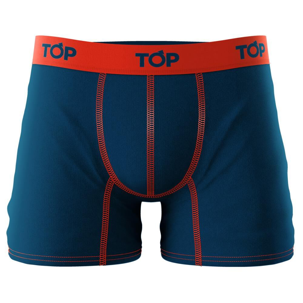 Pack Boxer Top Mitos / 4 Unidades image number 2.0