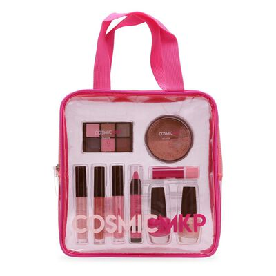 Set De Maquillaje Geeps Secret Cosmic Mkp