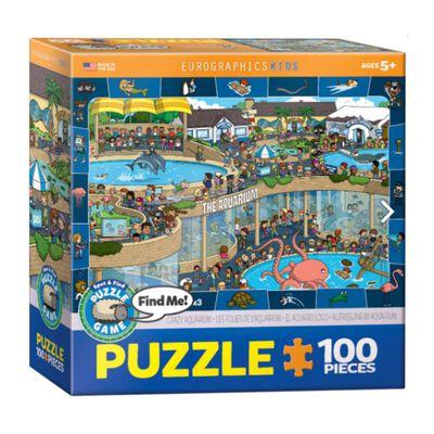 Puzzle Eurographics 6100-0543 Crazy Aquarium
