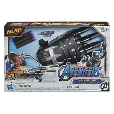 Juguete Interactivo Avenger Role Play Black Panther