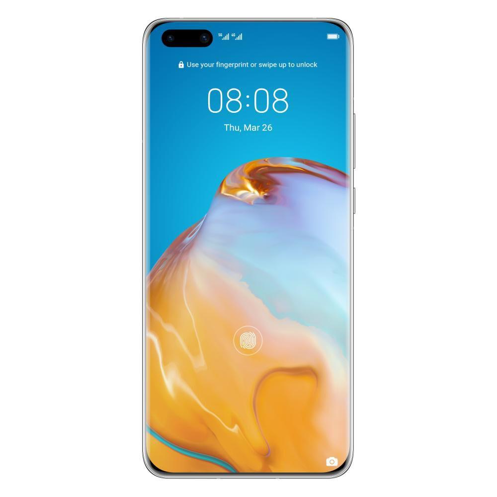 Smartphone Huawei P40 Pro  Silver  /  256 Gb   /  Liberado image number 0.0