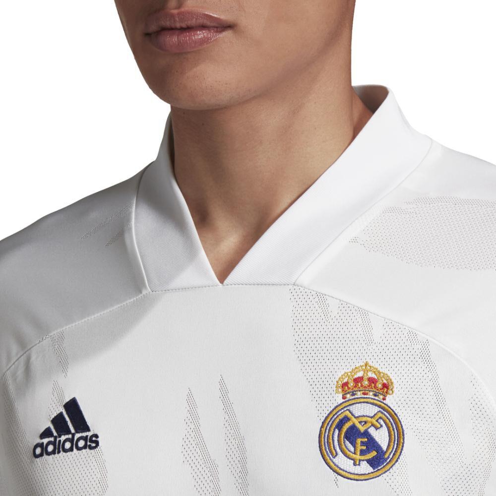 Camiseta De Fútbol Hombre Real Madrid Adidas image number 4.0
