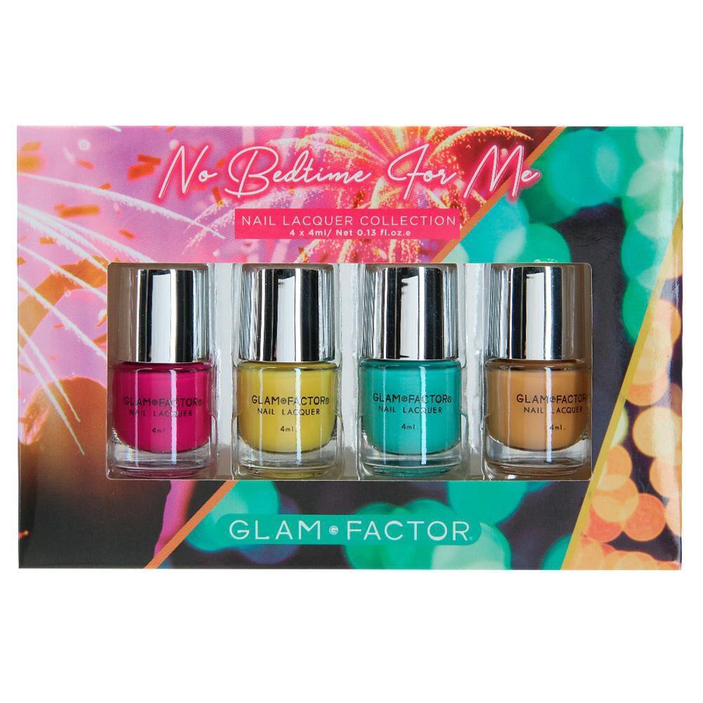 Set De Uñas Glam Factor / 4 Artículos image number 0.0