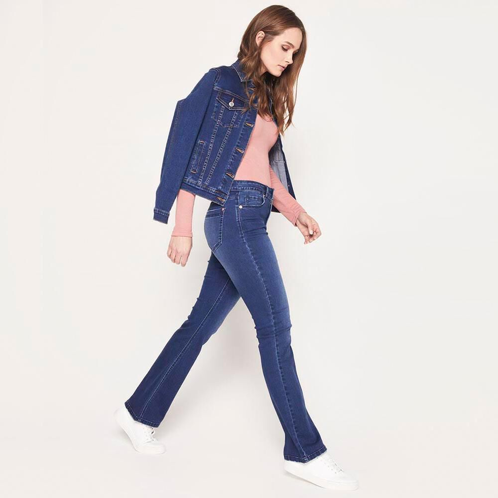 Jeans  Mujer Kimera image number 1.0