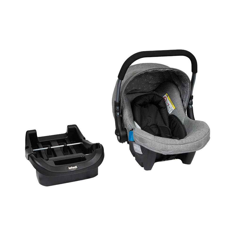 Coche Travel System Infanti System Epic 5g Grey image number 5.0