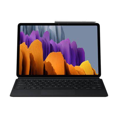 """Tablet Galaxy S7 + Keyboard Cover / 6 GB RAM / 256 GB / WIFI / Mystic Silver / 11"""""""