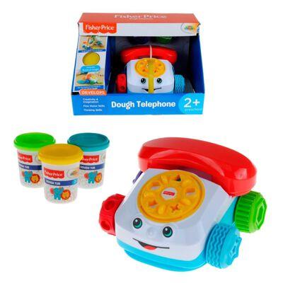 Set De Masas Teléfono Fisher Price