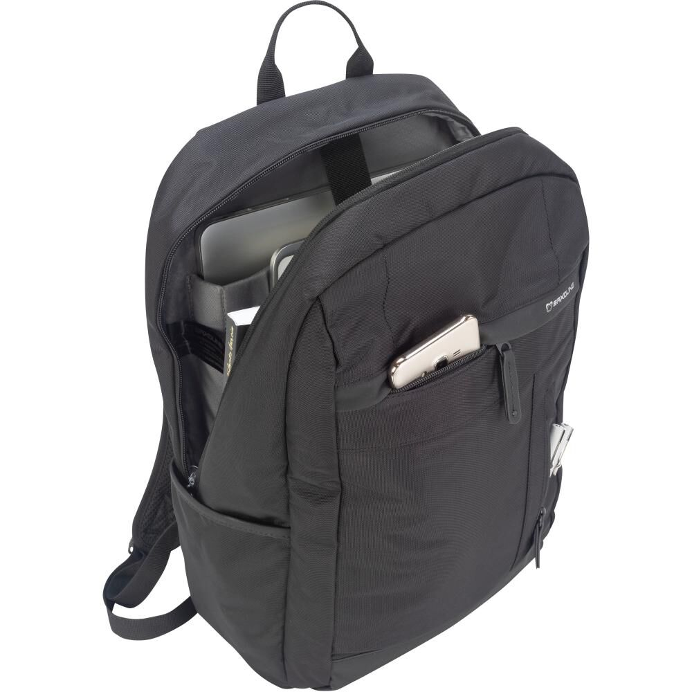 Mochila Laptop Backpack Saxoline Broker Pro / 19 Litros image number 3.0
