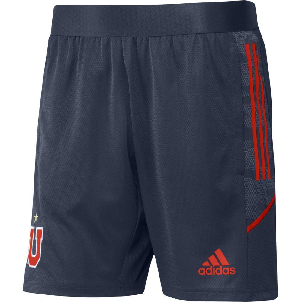 Short Deportivo Hombre Adidas 2021 Universidad De Chile image number 0.0