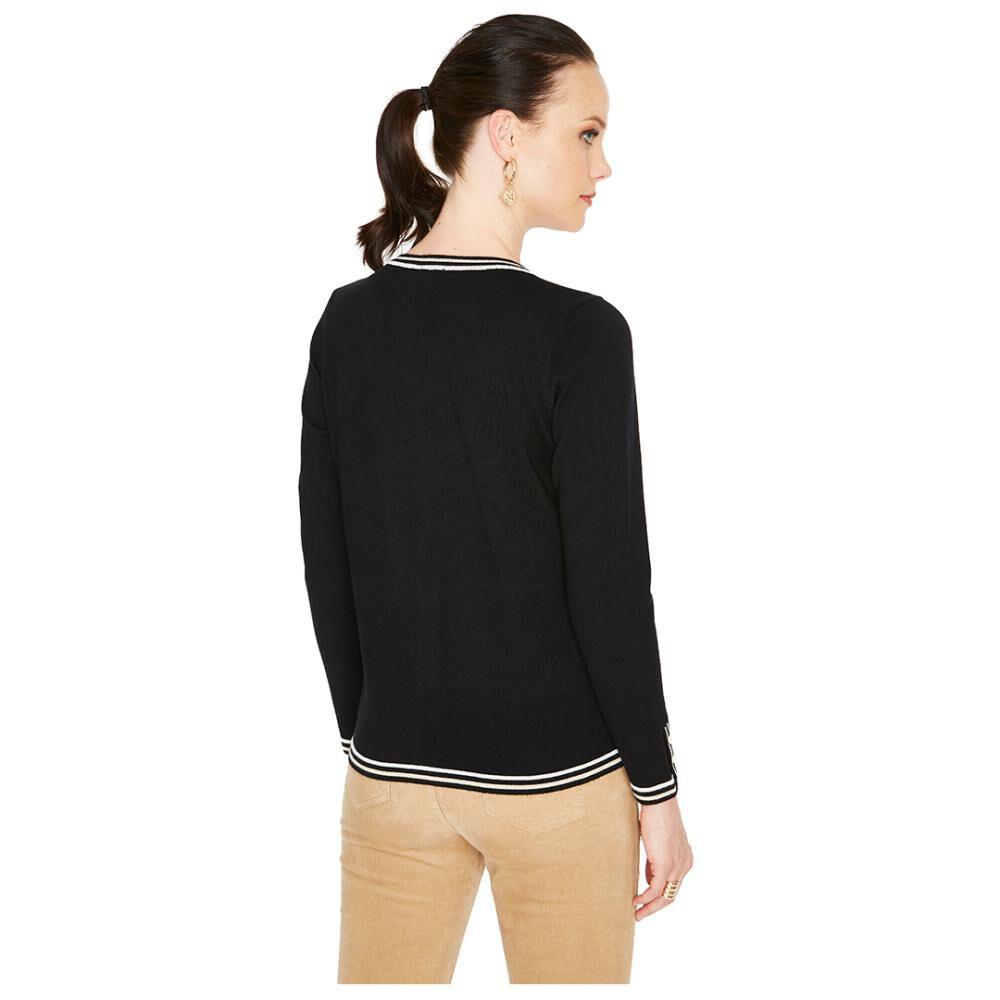 Sweater  Mujer Lorenzo Di Pontti image number 2.0