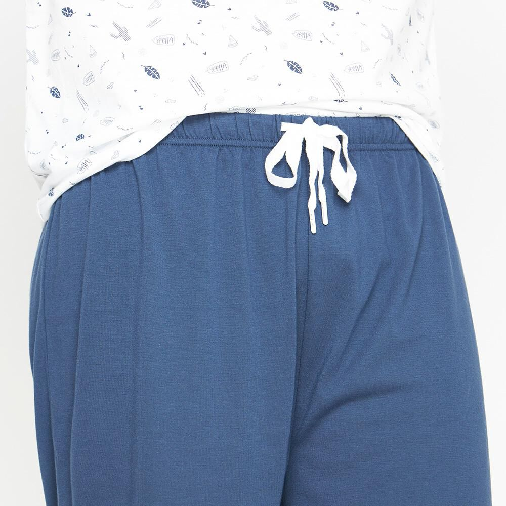 Pijama Hombre Rolly Go image number 4.0
