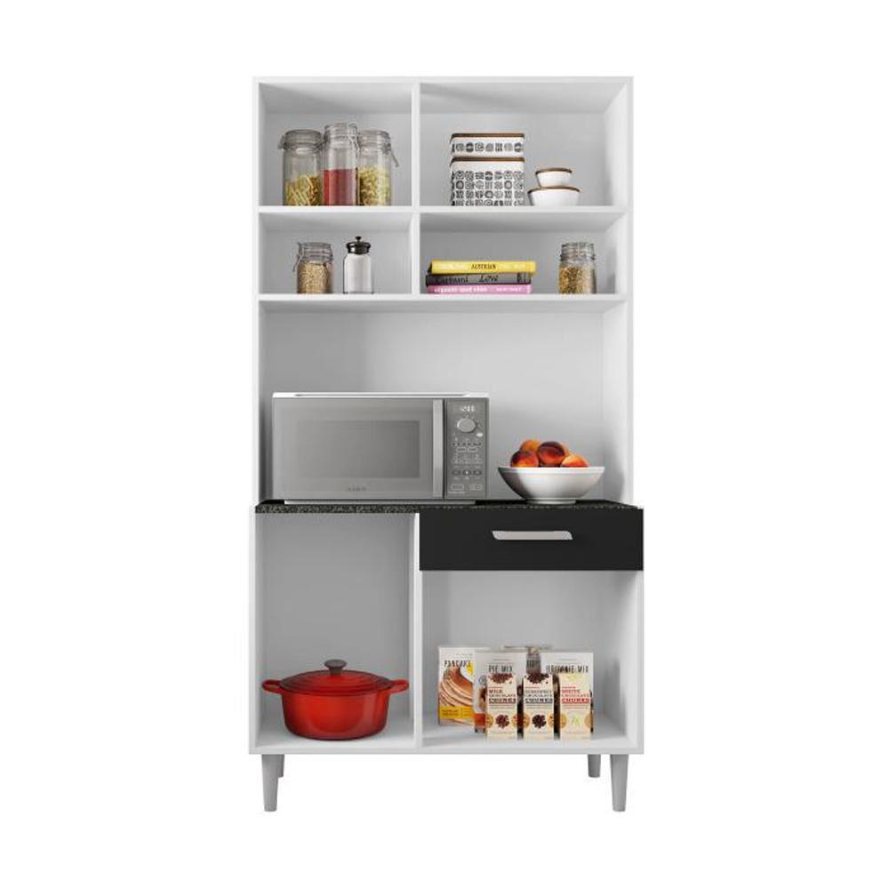 Mueble De Cocina Home Mobili Versace / 6 Puertas / 1 Cajon image number 1.0