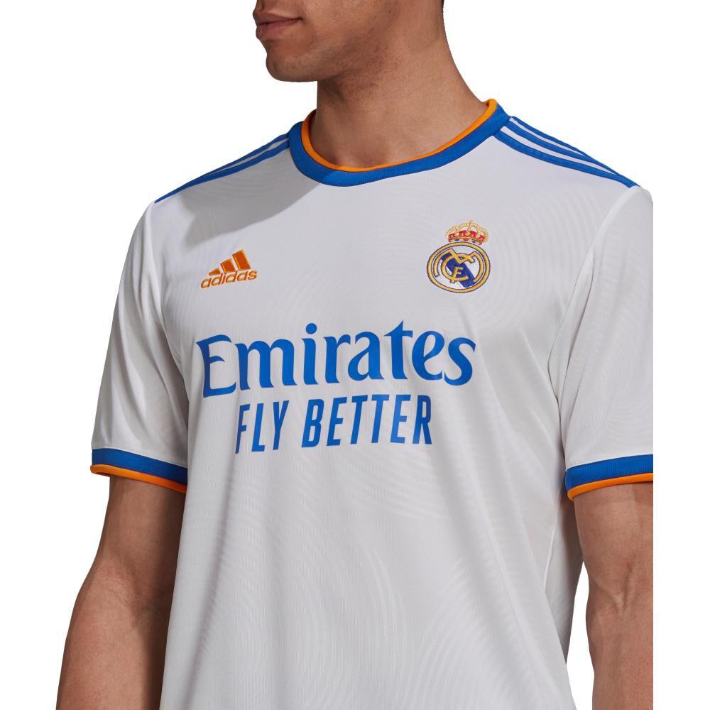 Camiseta De Fútbol Hombre Adidas Real Madrid 21/22 image number 2.0