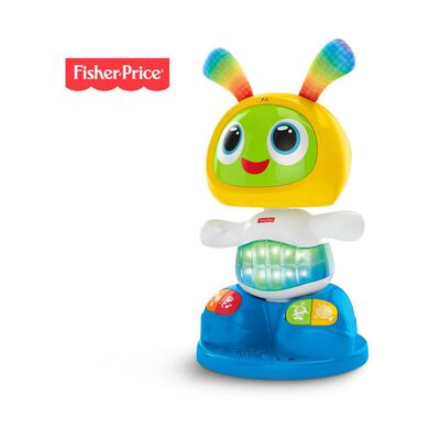 Peluche Didactico Fisher Price Bi Bot 360°