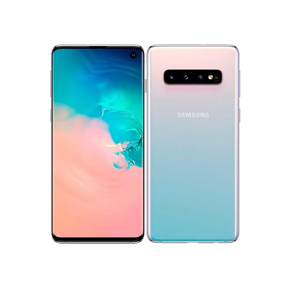Smartphone Samsung Galaxy S10 Reacondicionado Blanco / 128 Gb / Liberado image number 0.0
