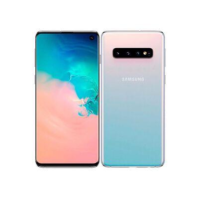 Smartphone Samsung Galaxy S10 Reacondicionado Blanco / 128 Gb / Liberado