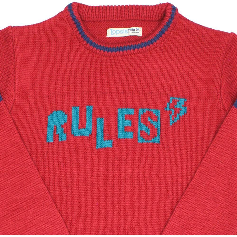 Sweater  Niño Topsis image number 2.0