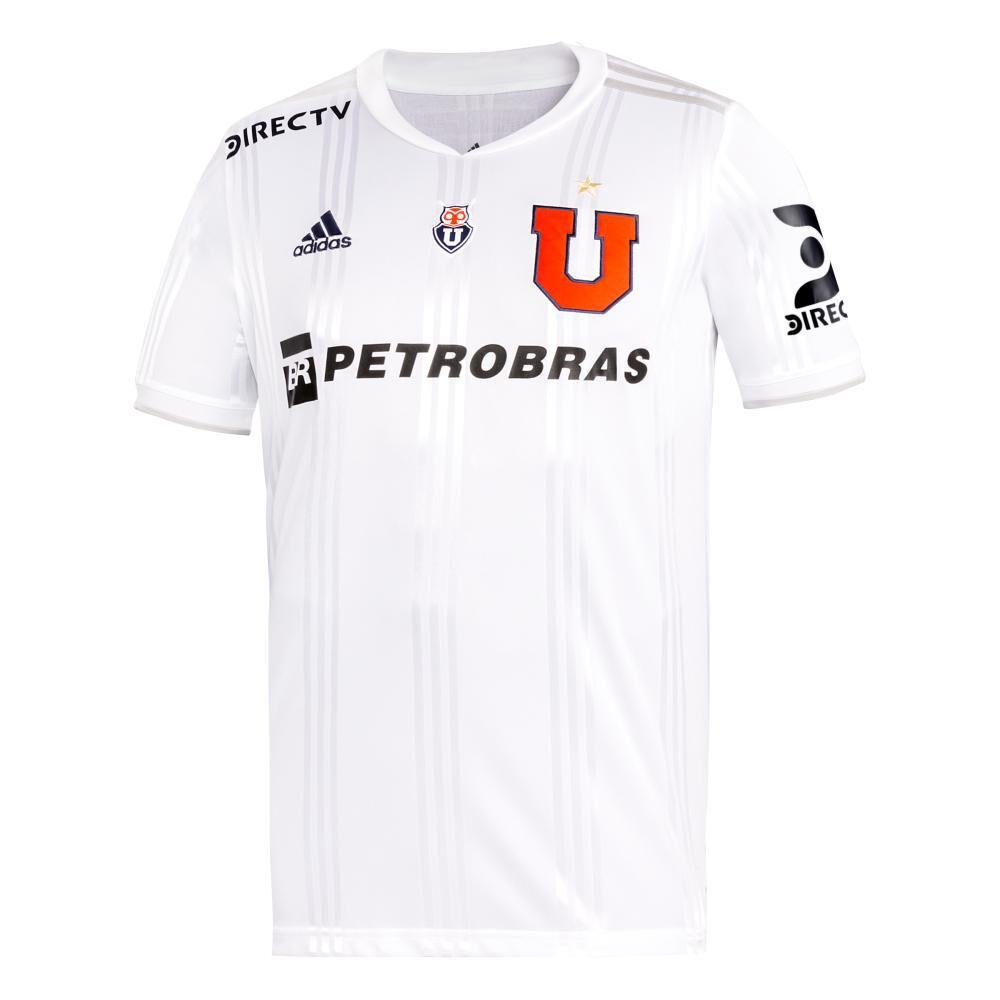 Camiseta Visita Universidad De Chile 2020 Adidas image number 0.0